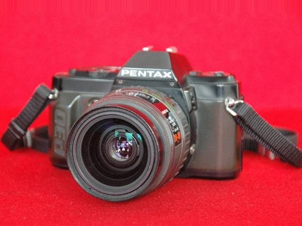 【PENTAX/ペンタックス/一眼レフカメラ/フィルムカメラ/P30N/PENTAX-F ZOOM/28-80mm】①写真_画像1