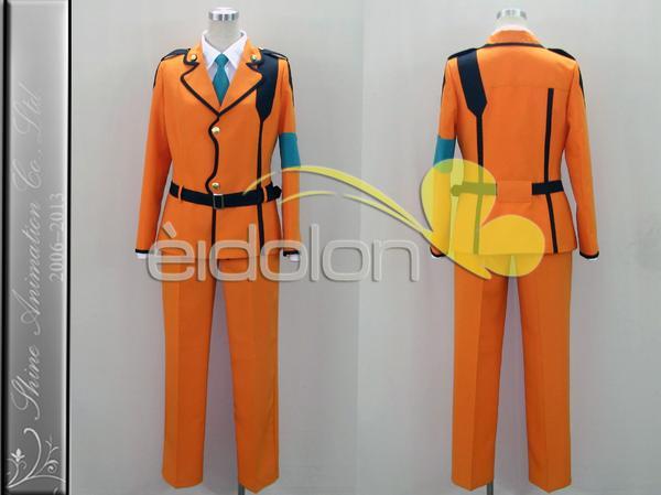 EE0014ANコードギアス反逆のルルーシュ枢木スザク コスプレ衣装 グッズの画像