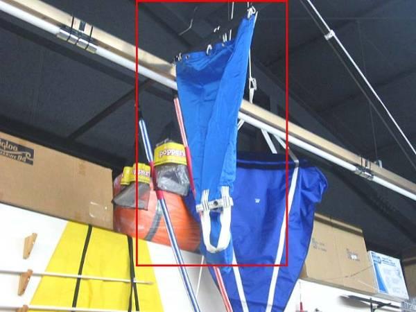 「◆NITTO・フィッシングパラアンカー【F1】小型ボート用[MF]」の画像1