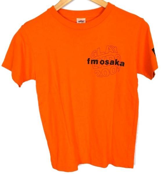 メール便可 GLAY EXPO 2001 子供服 Tシャツ JL□ kdt131