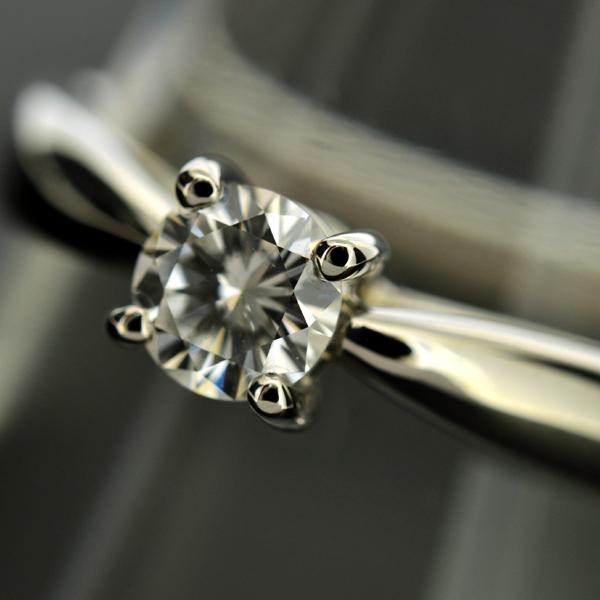 BJ2951【BSJBJ】FURRER-JACOT フラージャコー Pt950 ダイヤモンド0.284ct リング 約15号 本物_画像2