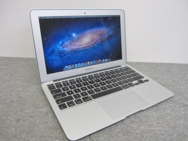 4AS_3230 Apple MacBook Air A1370 11-inch Mid 2011 Core i5 4GB
