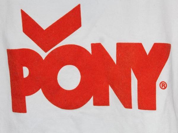 ポニー PONY レディ-スラグランキーネックTシャツ Sサイズ 新品_画像3
