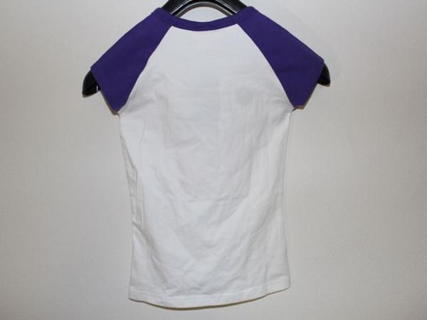 ポニー PONY レディ-スラグランキーネックTシャツ Sサイズ 新品_画像4