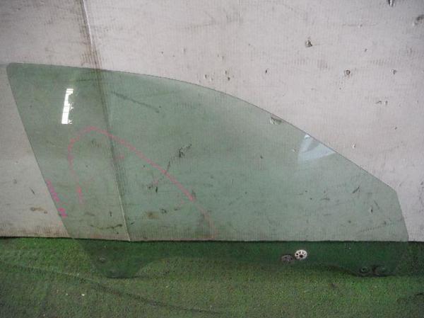 【KAP】110262 レガシィ BP5 右フロントドアガラス_画像1