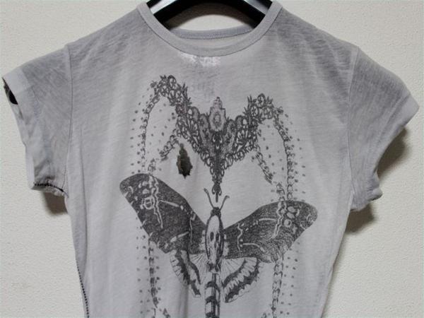 モーフィンジェネレーション Morphine Generation レディース半袖Tシャツ Sサイズ NO7 新品_画像2