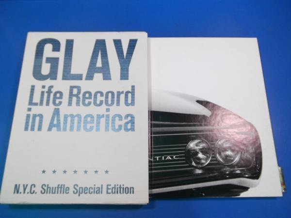 1999年 GLAY ワニブックス 写真集 他