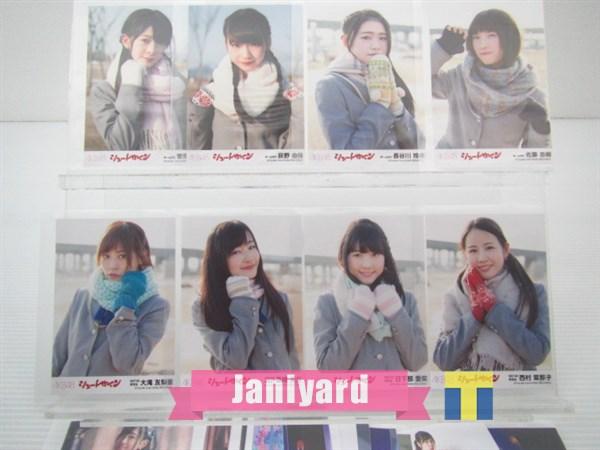 AKB48 SKE48 HKT48 NGT48 生写真 混合 30枚 劇場盤 シュートサイン 1円