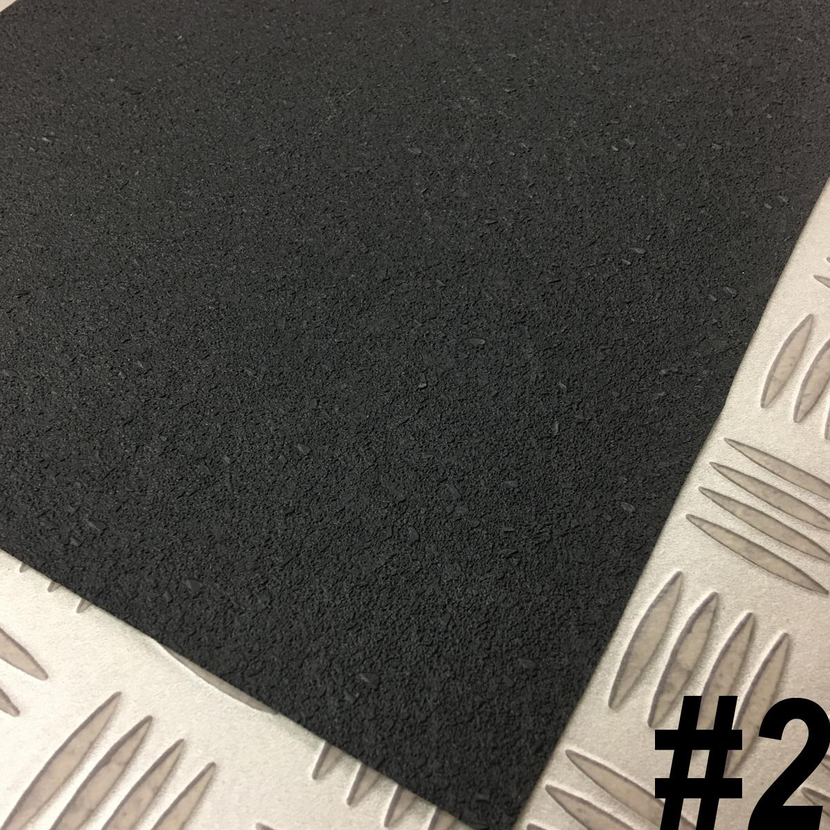 【黒部屋シリーズ】黒色壁紙クロス4種ブラックウォールペーパー_画像4