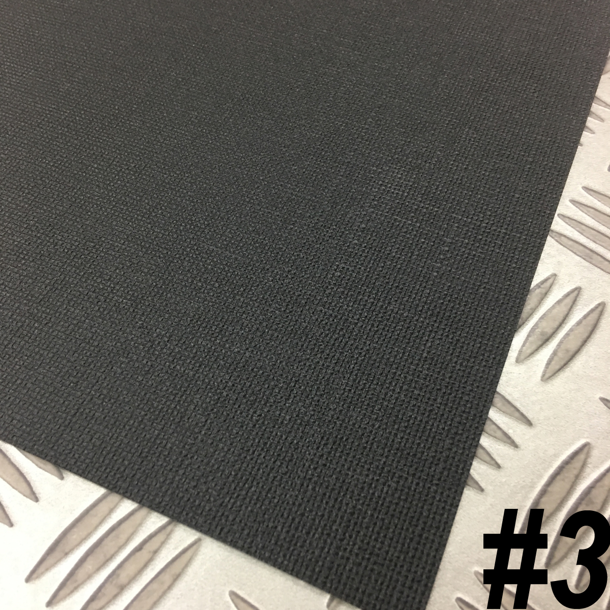 【黒部屋シリーズ】黒色壁紙クロス4種ブラックウォールペーパー_画像6