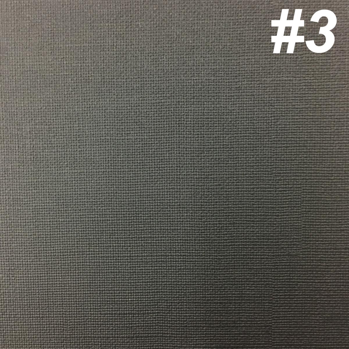【黒部屋シリーズ】黒色壁紙クロス4種ブラックウォールペーパー_画像7