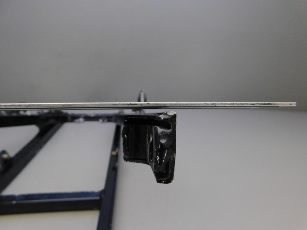 稀少★ GPX750R ZX750F 純正 シート レール サブ フレーム_画像9