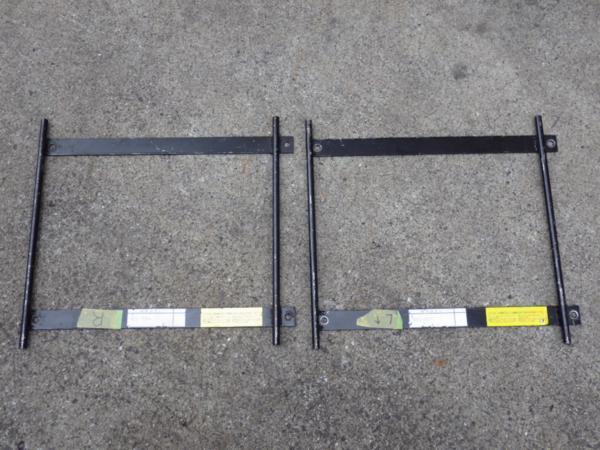 ポルシェ 911 社外シート用 ベースフレーム 左右セット_画像1