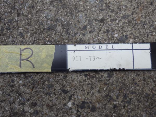ポルシェ 911 社外シート用 ベースフレーム 左右セット_画像2