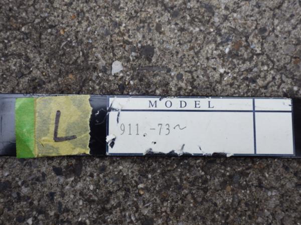 ポルシェ 911 社外シート用 ベースフレーム 左右セット_画像3