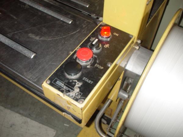 △半自動梱包機 STRAPACK SS-80 200V 三相 50-60Hz_画像3