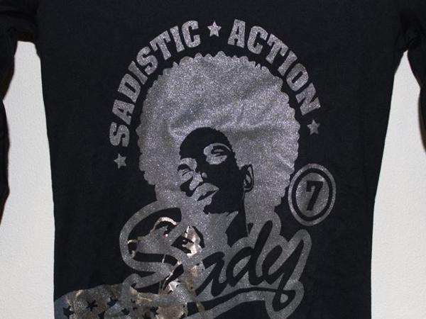 サディスティックアクション SADISTIC ACTION レディース チュニック Tシャツ NO19_画像3