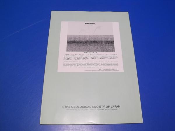 平成6年 地質学雑誌 Vol.100 No.5 日本地質学会 廣業社_画像2