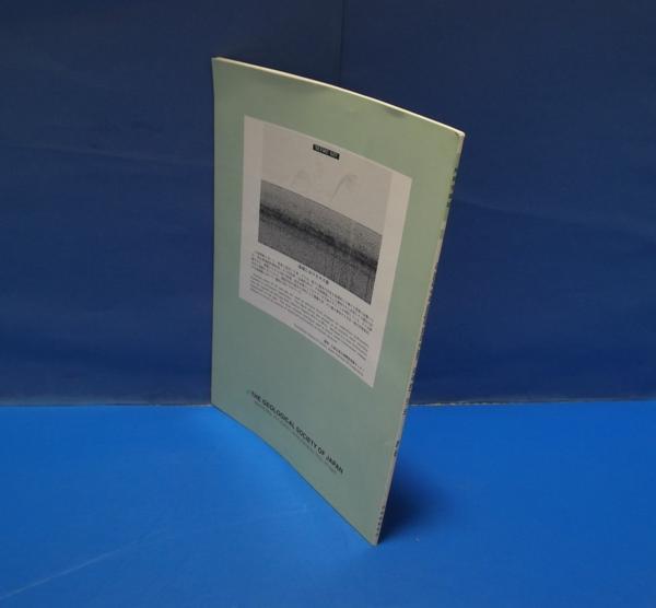 平成6年 地質学雑誌 Vol.100 No.5 日本地質学会 廣業社_画像3