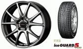 ◆GR-NEX&ヨコハマ IG50+ 185/60R15 シエンタ 170G