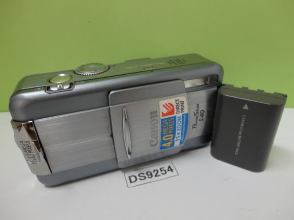 DS9254★Canon★デジタルカメラ★PowerShot S40★即決!