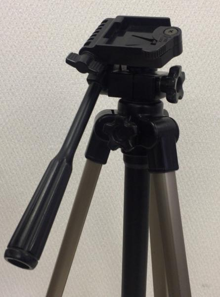 044 Velbon ベルボン CX430 3段三脚 携帯用 小型_画像2