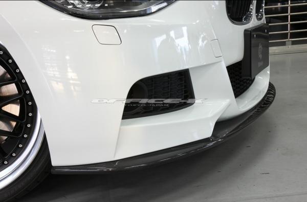 3D/デザイン/DESIGN/BMW/1シリーズ/F20/Mスポーツ用/カーボン/フロント/リップ/スポイラー/116i/118i/120i/M135i_画像3