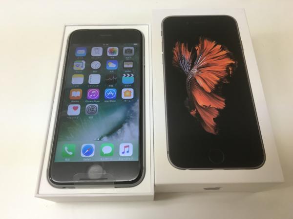 新品未使用 simフリー iphone6s 32GB 黑  送料無料