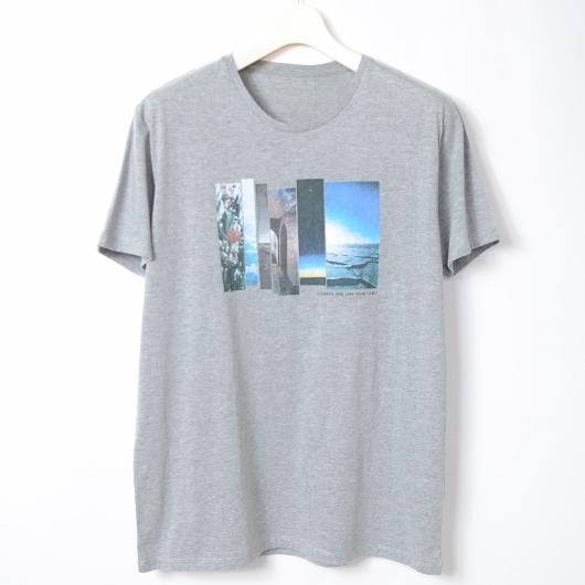 アシッドマン ACIDMAN 2011年 ALMA ツアーTシャツ [TF659]XL グレー
