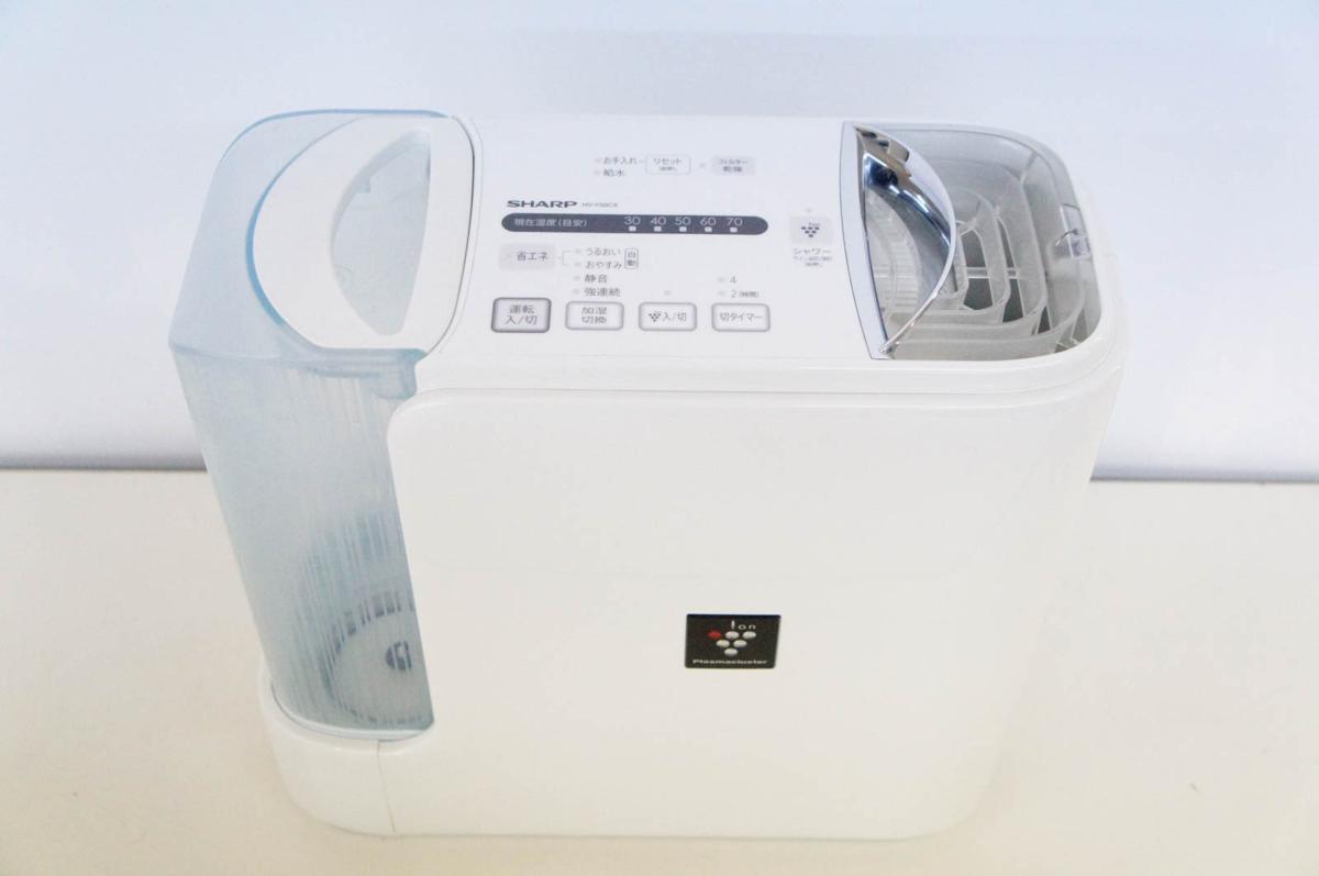 SHARP シャープ 加熱気化式加湿機 HV-Y50CX 未使用フィルター付き_画像3
