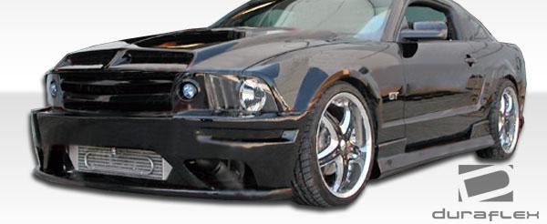 2005-2009 フォード マスタング☆DF Stallion エアロ5点セット_画像5
