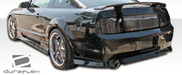 2005-2009 フォード マスタング☆DF Stallion エアロ5点セット_画像8