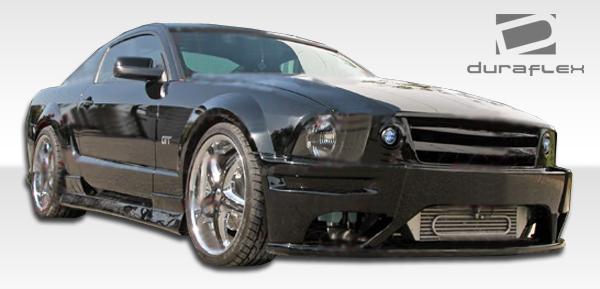2005-2009 フォード マスタング☆DF Stallion エアロ5点セット_画像1