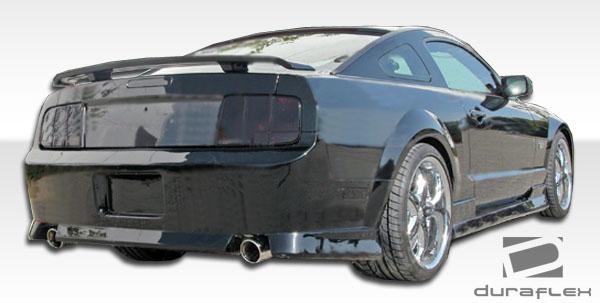 2005-2009 フォード マスタング☆DF Stallion エアロ5点セット_画像7