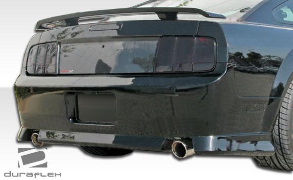 2005-2009 フォード マスタング☆DF Stallion エアロ5点セット_画像3