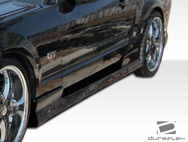 2005-2009 フォード マスタング☆DF Stallion エアロ5点セット_画像9