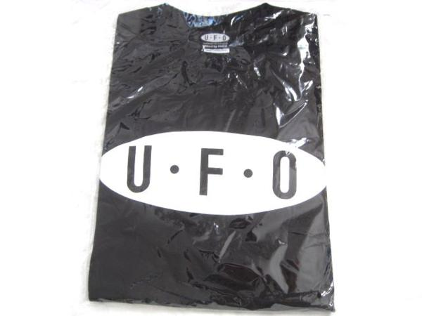 """U・F・O"" UNDERGROUND FUN ORGANIZATION MIXed by PKCZ TシャツS新品未使用"
