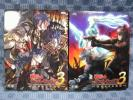 K821●「OVA 戦場のヴァルキュリア3 誰がための銃瘡 前編+後編」Blu-ray全2巻