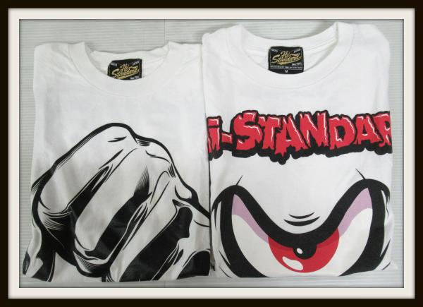 Hi-STANDARD Tシャツ2点/ANGRY FIST/AIR JAM 2012/M/ハイスタ/【10
