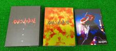 DVD - ●中古 長渕 剛 桜島 2004.8.21 DVD 4枚組 SAKURAJIMA