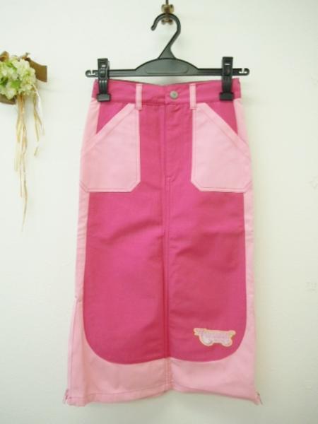 ヒスミニ ヒステリックミニ HYSTERIC MINI 140cm スカート_画像1