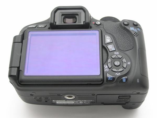 ★ハロ-カメラ★5835 Canon EOS Kiss X5 Body 1800万画素(有効画素) 箱説付 動作品_画像5