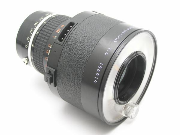 ★ハロ-カメラ★5851 Nikon Medical-NIKKOR 120mm メディカル二ッコール ( M = 1/11) F4 (No.186919) DC UNIT LD-2付 難有 動作品 _画像3