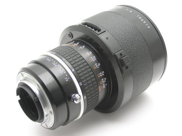 ★ハロ-カメラ★5851 Nikon Medical-NIKKOR 120mm メディカル二ッコール ( M = 1/11) F4 (No.186919) DC UNIT LD-2付 難有 動作品 _画像9