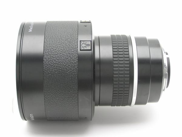★ハロ-カメラ★5851 Nikon Medical-NIKKOR 120mm メディカル二ッコール ( M = 1/11) F4 (No.186919) DC UNIT LD-2付 難有 動作品 _画像6