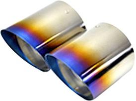 【M's】R55 R56 R57 R58 R59 ミニ Kaizer Tail マフラーカッター_画像1