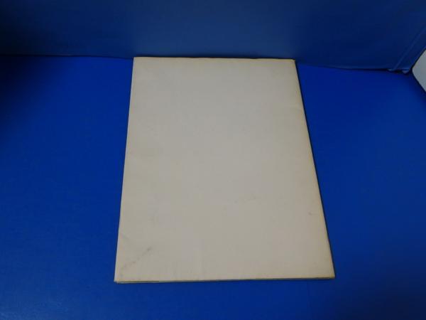 1953年 梅原龍三郎Ⅰ美術出版社 日本現代画家選 モレー ナポリ_画像2