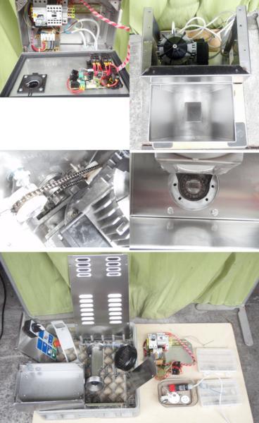 ◆分解清掃整備済!希少!La Parmigiana製パスタマシンD-35◆_画像3
