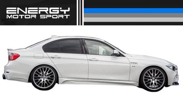 【M's】 BMW 3シリーズ F30 リア アンダー スポイラー ENERGY_画像4