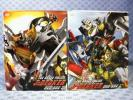 ○K735●「勇者警察ジェイデッカー DVD-BOX 1+2」全2巻セット フィギュア付き
